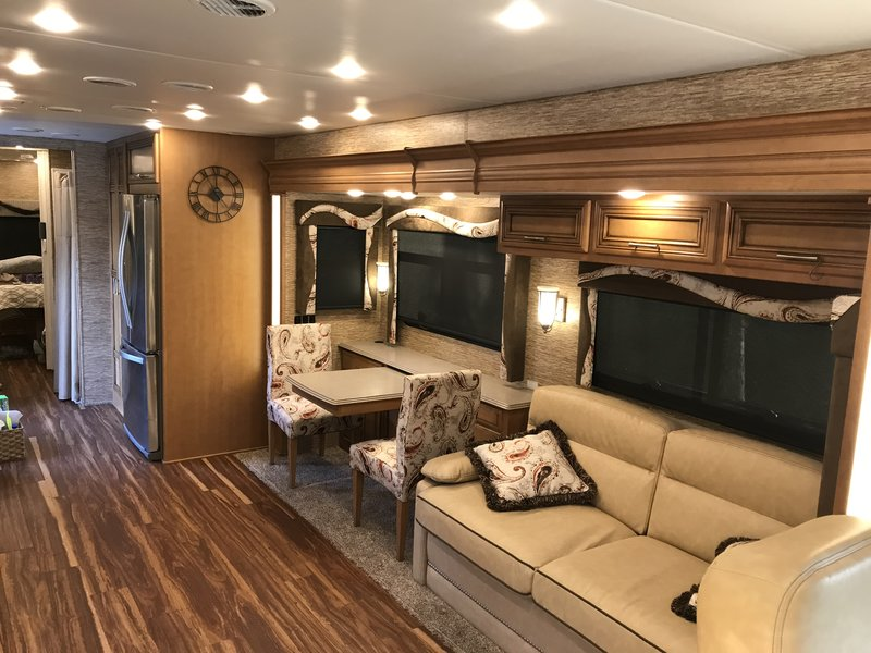 2017 Newmar Canyon Star 3911 Special Needs Lift