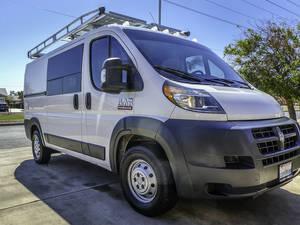 2016 Dodge ProMaster 1500 Cargo Van SWB Low Roof