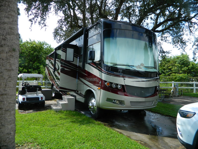 2012 Forest River Georgetown 360DS