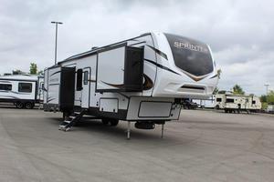 2021 Keystone Sprinter Limited 3550MLS