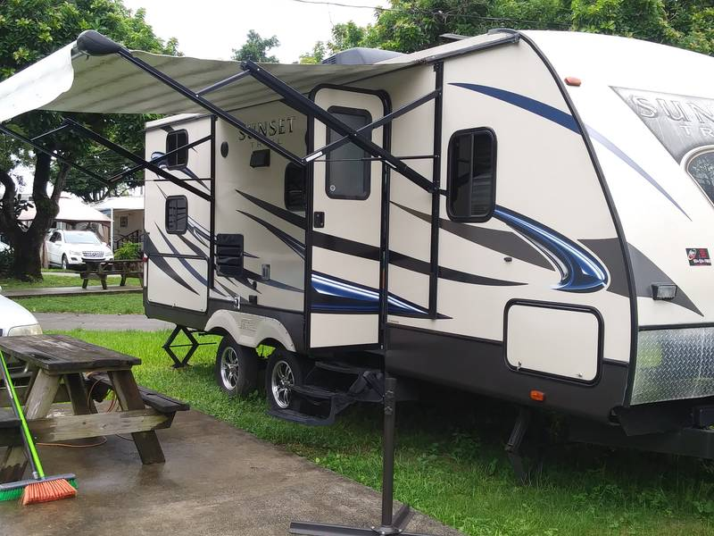 2015 CrossRoads Sunset Trail Super Lite ST240BH