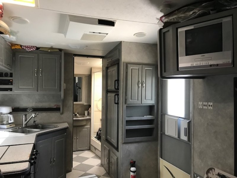 Super Lite Travel Trailers >> 2008 Weekend Warrior Super Lite FB2100, Toy Haulers RV For Sale By Owner in Whittier, California ...