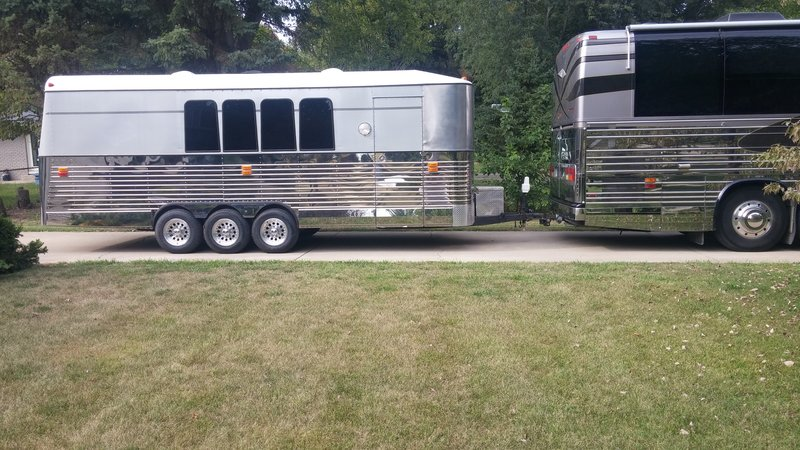 1990 Prevost Car Hauler  Toy Haulers Rv For Sale By Owner