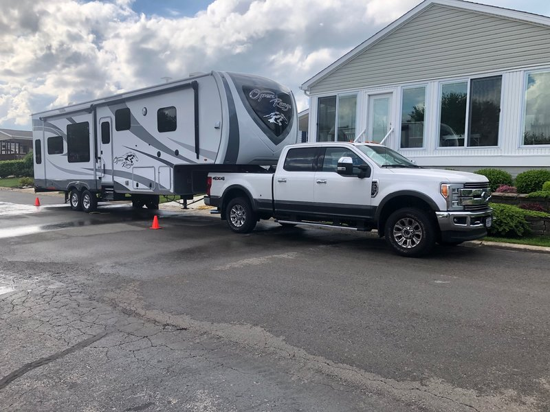 2018 Highland Ridge RV Open Range 348RLS