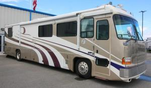 2002 Tiffin Zephyr 42RZ