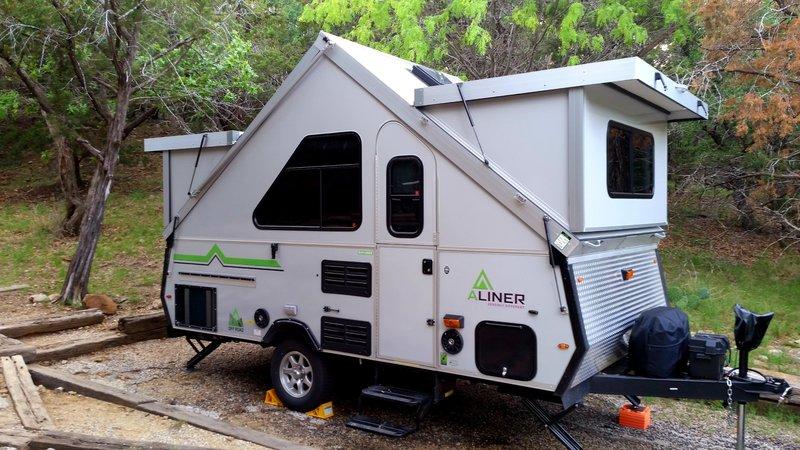 2017 Aliner Aliner Explorer
