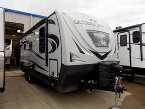 2020 Outdoors RV Timber Ridge 22FQS