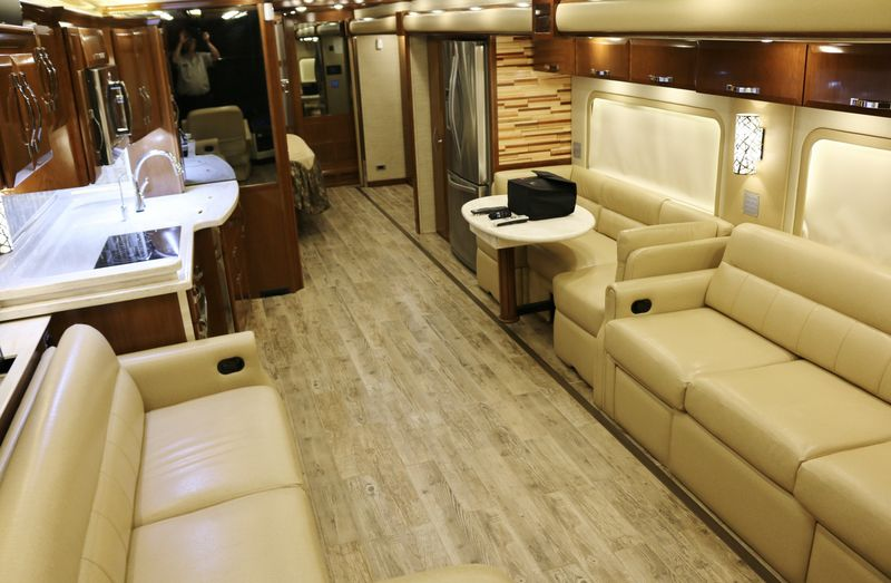 2016 Newmar King Aire 4519