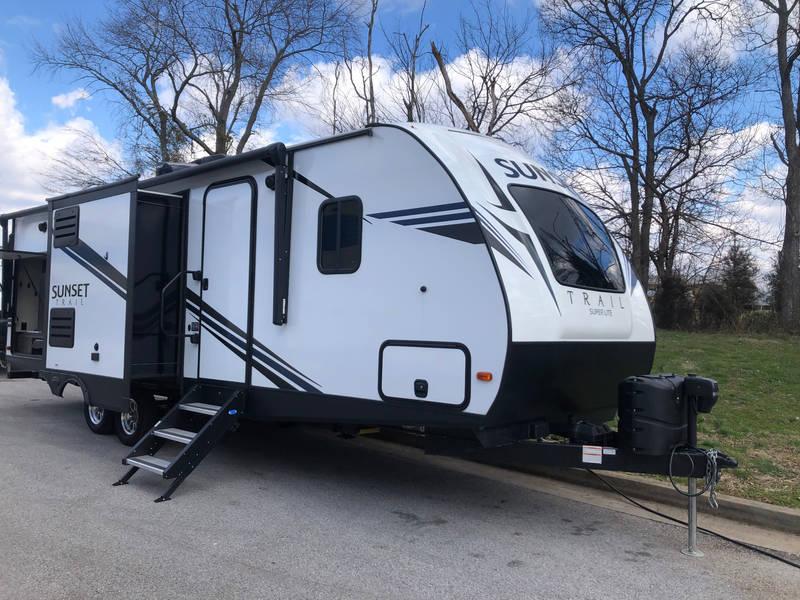 2019 CrossRoads Sunset Trail 26SI