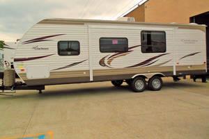 2013 Coachmen Catalina Deluxe Edition 27FBCK