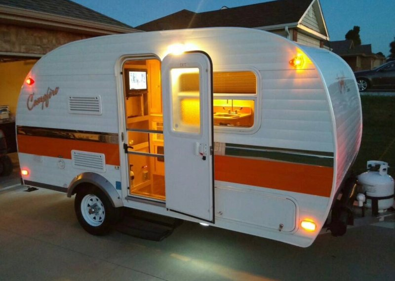 2011 Forest River Sierra Campfire LX