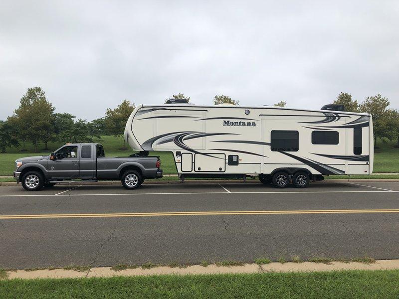 2014 Keystone Montana 3155RL