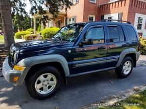 2006 Jeep Liberty CRD