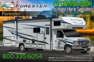 2022 Forest River Forester 2501TS