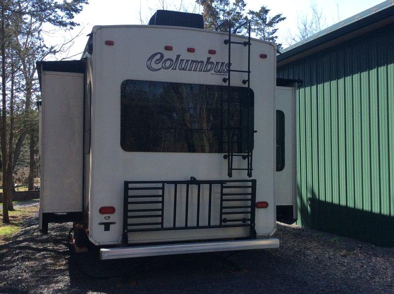 2012 Palomino Columbus 320 RS
