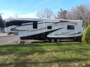 2008 Carriage Carri-Lite CL36SBQ