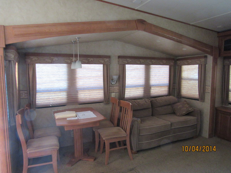 2012 Forest River Cedar Creek Silverback 29RE