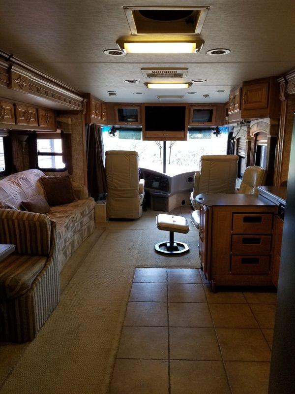 2006 Coachmen Cross Country 384 DS