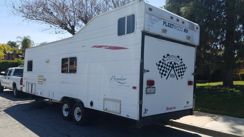 1999 Fleetwood Prowler 26A for sale - Moreno valley, CA