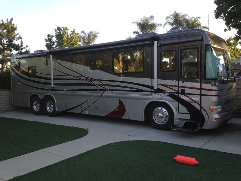 2004 Country Coach Intrigue 40SNABCD