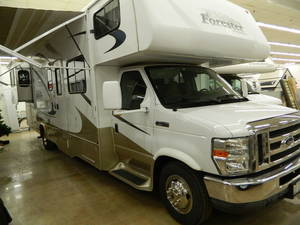 2011 Forest River Forester 3121DS