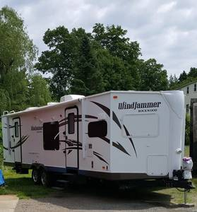 2014 Forest River Rockwood Windjammer 3008W