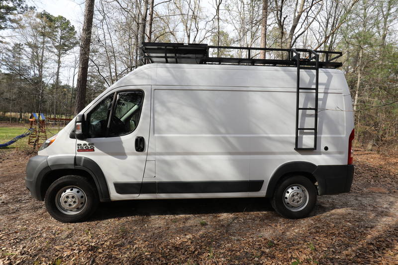 3b8a4765a1 2016 Dodge Ram Promaster 1500 Adventure Camper Van for sale by Owner -  Greenwood