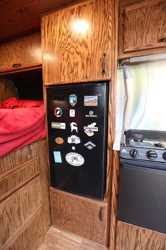 2016 Dodge Ram Promaster 1500 Adventure Camper Van