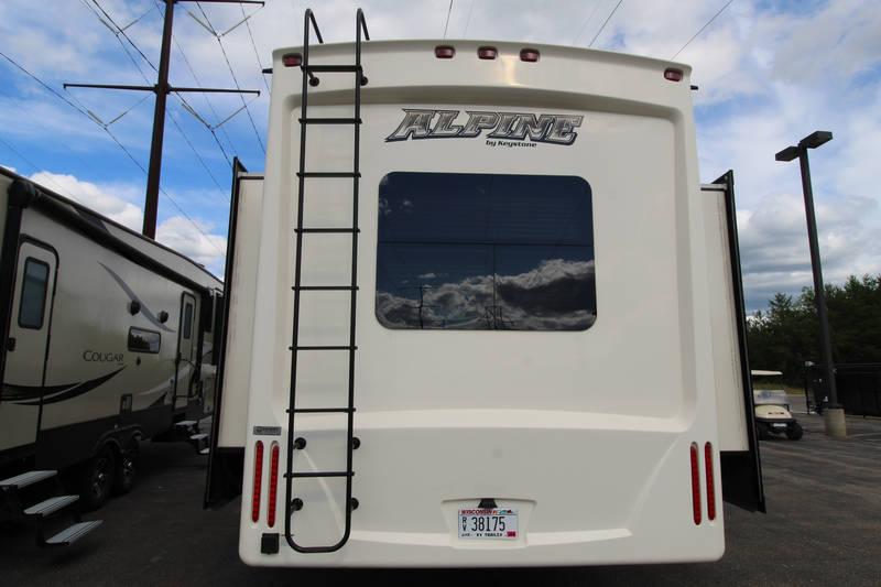 2016 Keystone Alpine 3601RS
