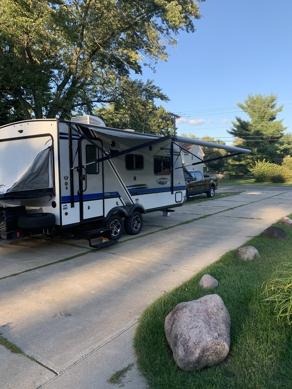 2019 Jayco Jay Feather 19H