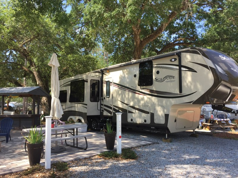 2014 Grand Design Solitude 36RL
