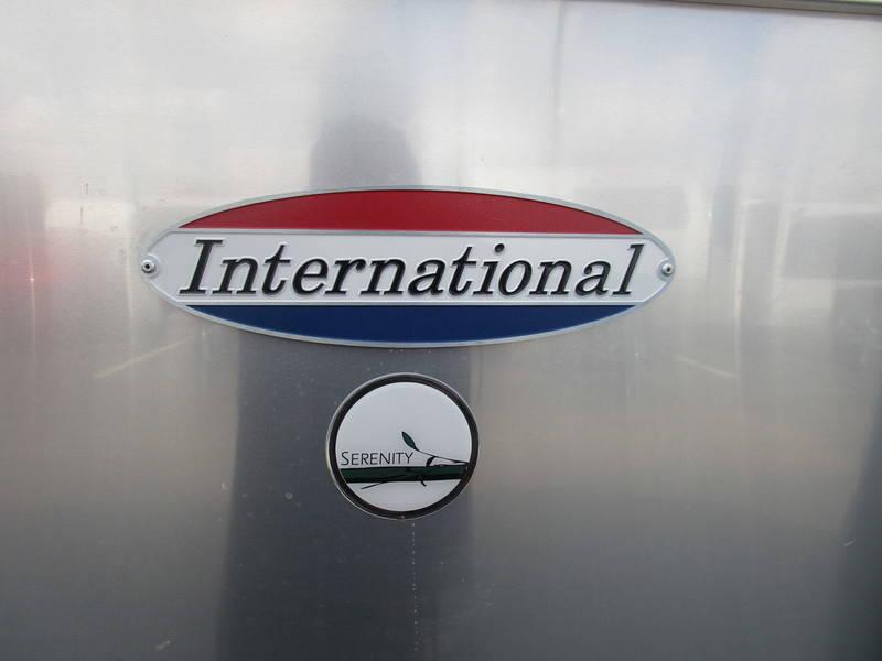 2019 Airstream International Serenity 23FB