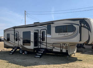 2016 Jayco Pinnacle 38FLSA