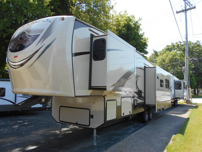 2015 KZ Durango 2500 336RE