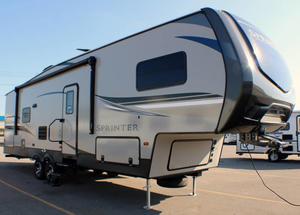 2020 Keystone Sprinter Campfire 29FWBH