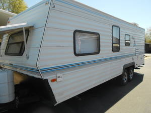 2001 Northwood Nash cch