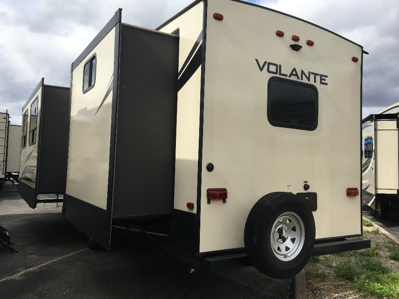 2019 CrossRoads Volante 360DB