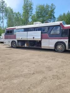1974 GMC  Bus MCI