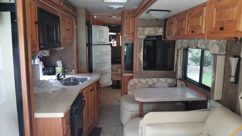 2012 Tiffin Allegro Open Road 34TGA