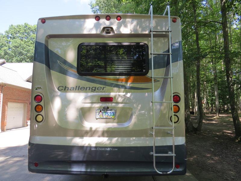 2008 Damon Challenger Platinum M377