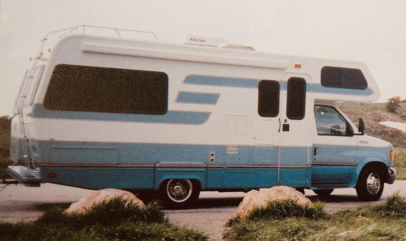 2002 Lazy Daze 23 5' Twin King for sale - Alpine, CA
