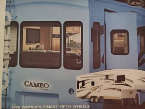 2008 Carriage Cameo 35SB3