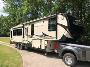 2018 Keystone Montana High Country 353RL