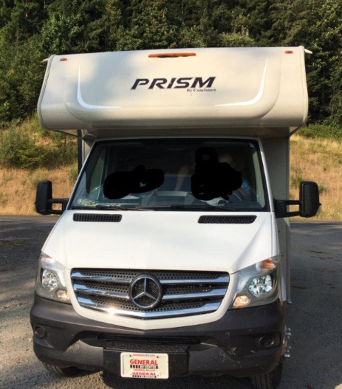 2018 Coachmen Prism 2150