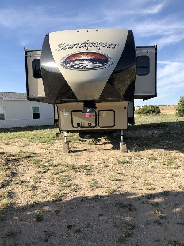 2018 Forest River Sandpiper Select 377flik