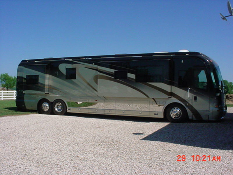 2005 Country Coach Affinity 700 Alexander Valley