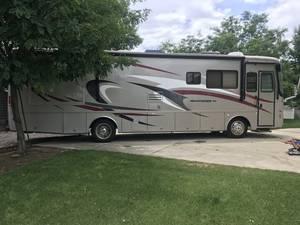 2008 Holiday Rambler Vacationer XL 36WBD