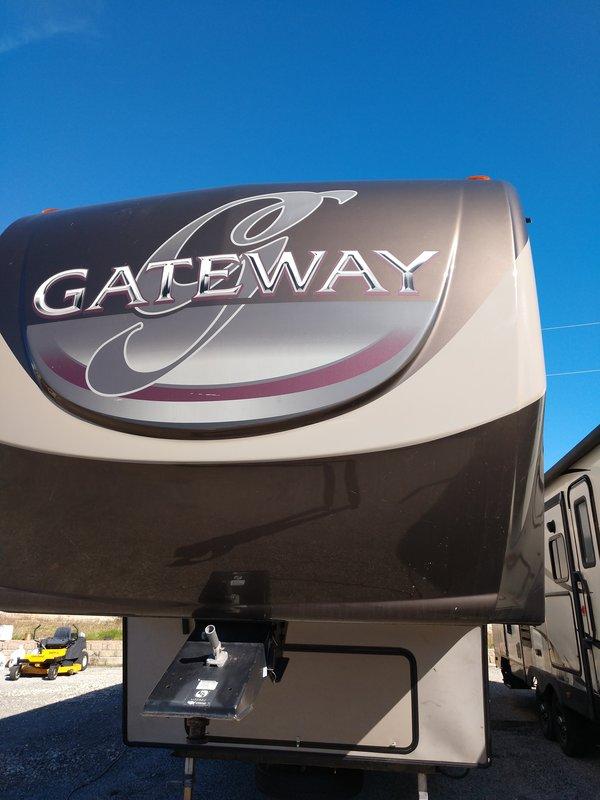 2016 Heartland Gateway 3750PT