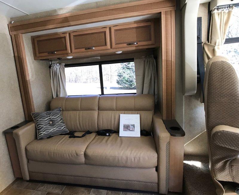 2016 Thor Motor Coach Vegas RUV vegas