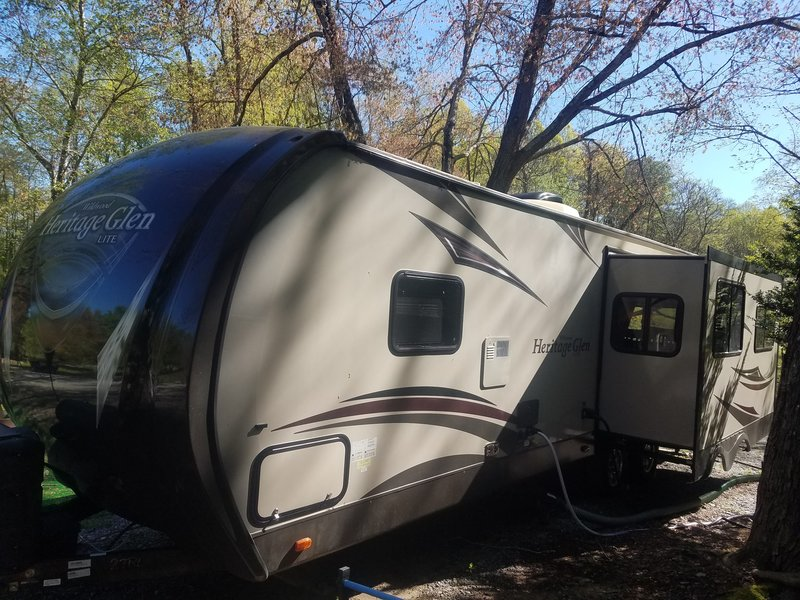 2015 Forest River Wildwood Heritage Glen 272RLIS
